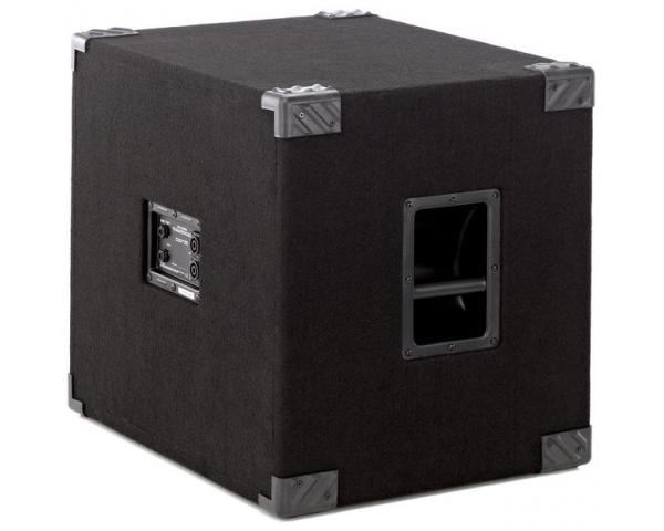 harley benton bb115t cabinet per basso 1x15. Black Bedroom Furniture Sets. Home Design Ideas
