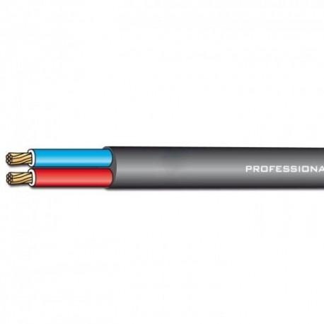 EXTREME SC15 SPEAKER CABLE OD. 2 X 1,5mm MATASSA CAVO DI POTENZA al metro PER CASSE 3