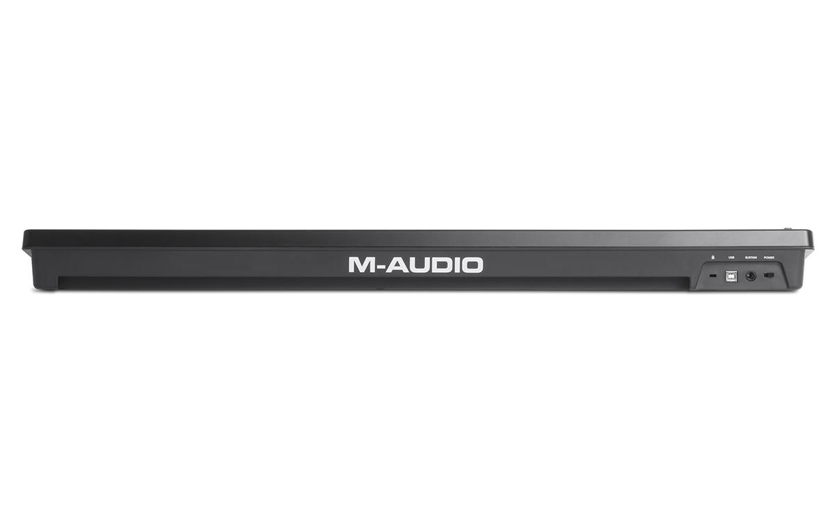 M-AUDIO KEYSTATION 49 MK3 MASTER KEYBOARD CONTROLLER MIDI USB 49 TASTI MK3 1