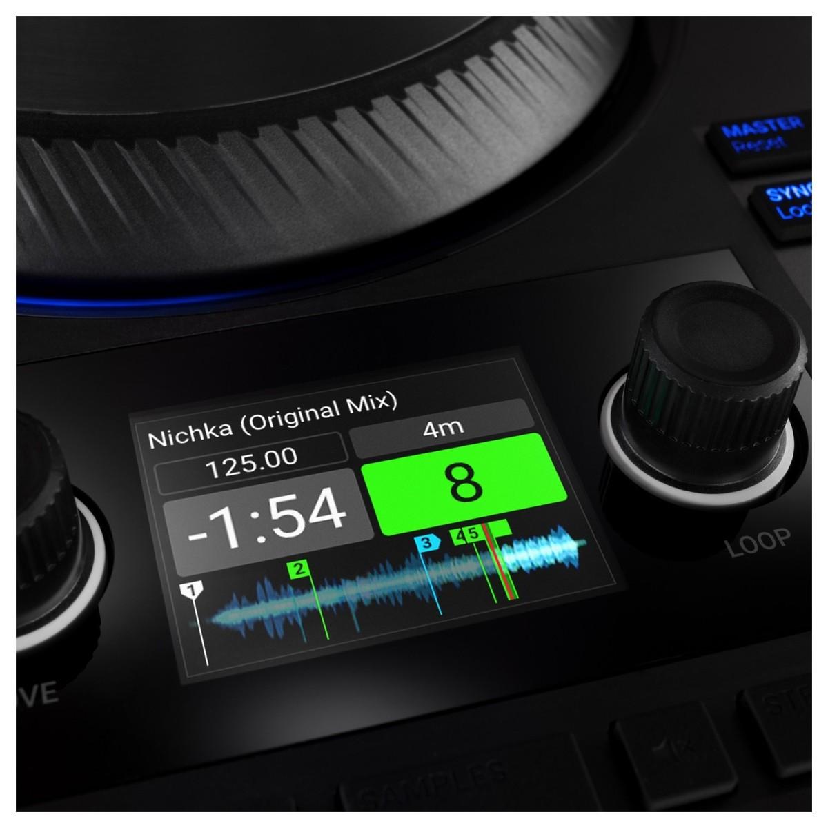 NATIVE INSTRUMENTS TRAKTOR KONTROL S4 MKIII CONTROLLER DJ MIDI MK3 4 CANALI 24 BIT 96KHZ 7