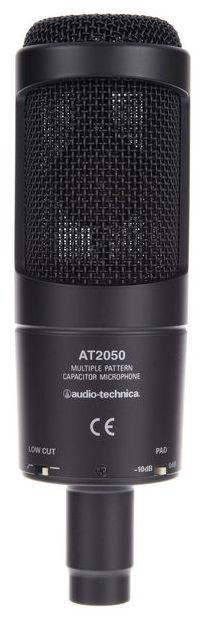 AUDIO TECHNICA AT2050 MICROFONO A CONDENSATORE 2