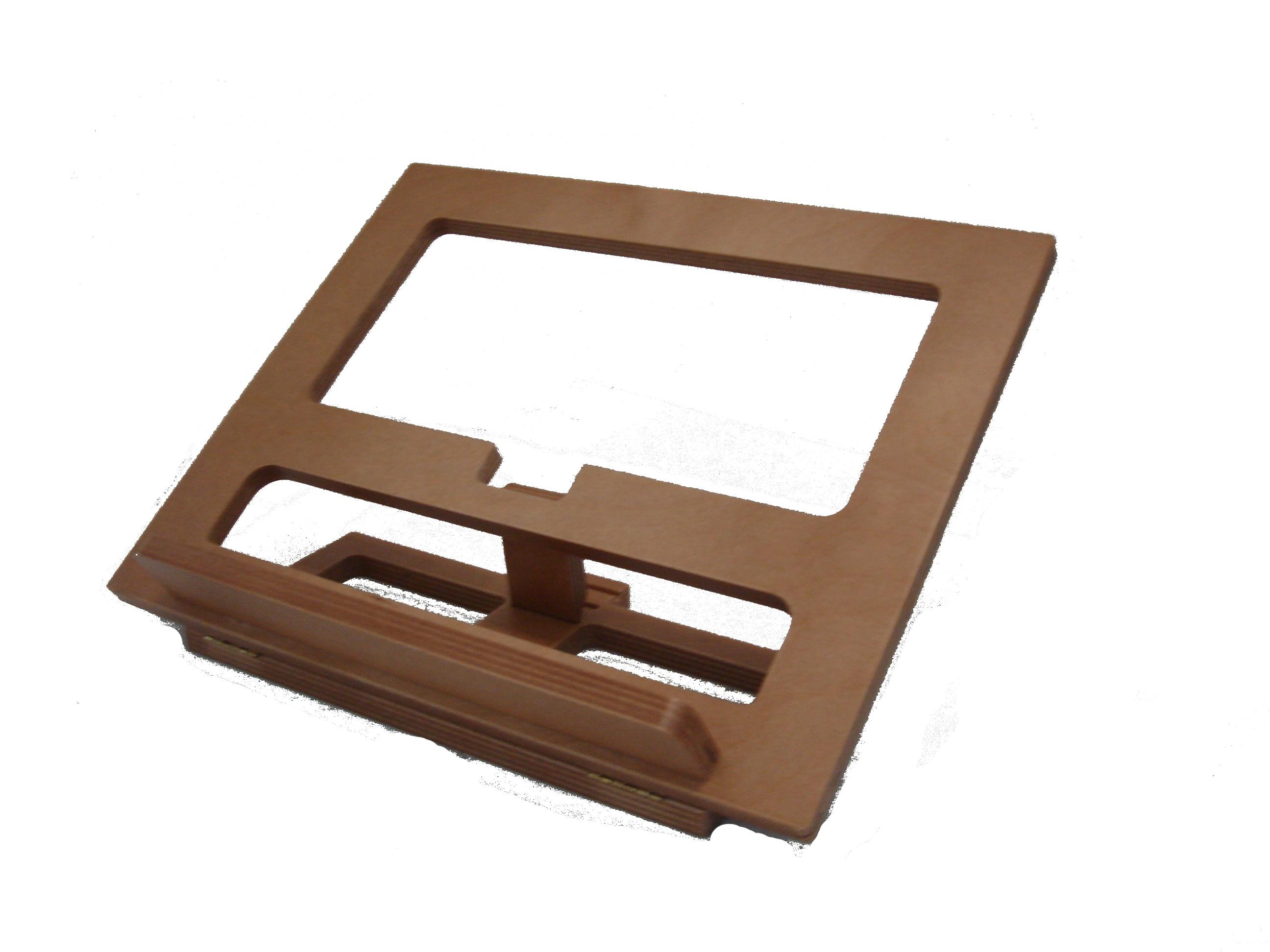 Extreme mus12n leggio da tavolo in legno inclinazione - Costruire un leggio da tavolo ...