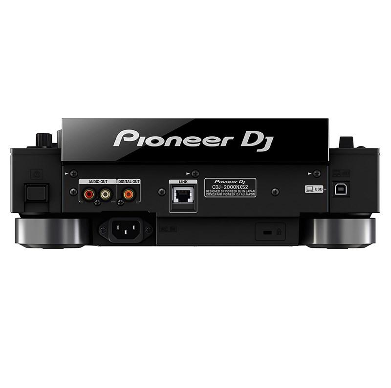 PIONEER CDJ 2000-NXS NEXUS 2 BLACK CD PLAYER PROFESSIONALE PER DJ 1
