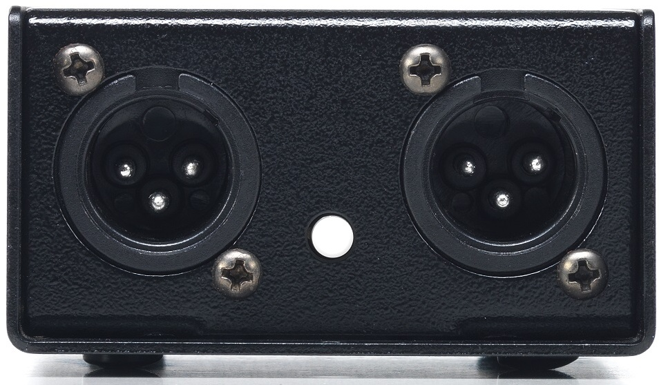 DBX DJ DI DIRECT BOX PASSIVA 2 CANALI CON ATTENUATORE DI INGRESSO 2