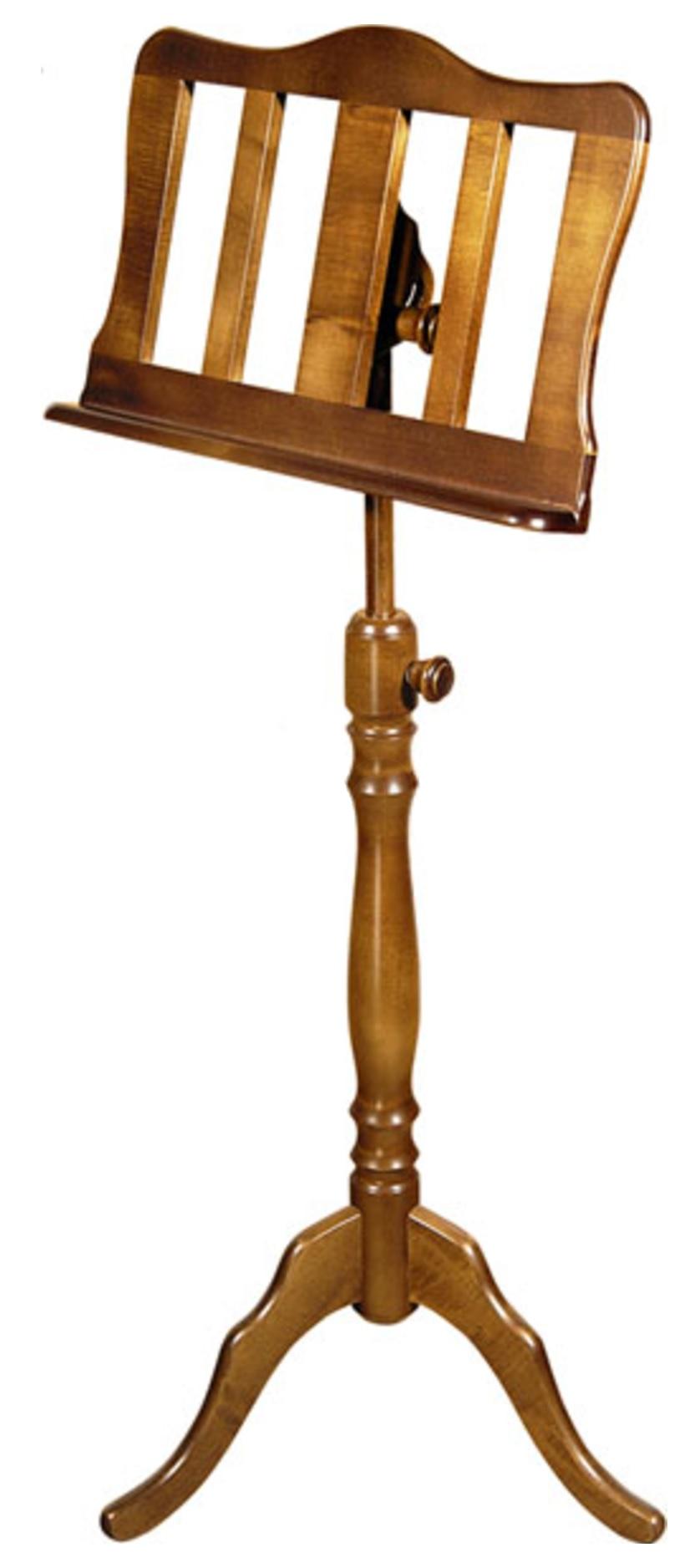 Leggio barocco made in europe tutto frassino barra e - Leggio per libri da tavolo ...