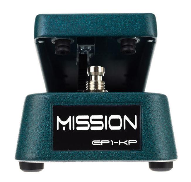 MISSION ENGINEERING EP1-KP-GN PEDALE DI ESPRESSIONE PER KEMPER PROFILER AMP AMPLIFICATORE PER CHITARRA 3