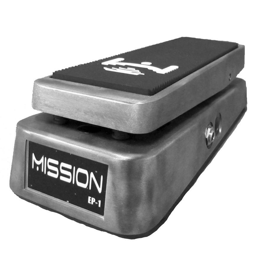 MISSION ENGINEERING EP1-TC PEDALE DI ESPRESSIONE PER TC ELECTRONIC G-SYSTEM PEDALIERA MULTIEFFETTO PER CHITARRA 1