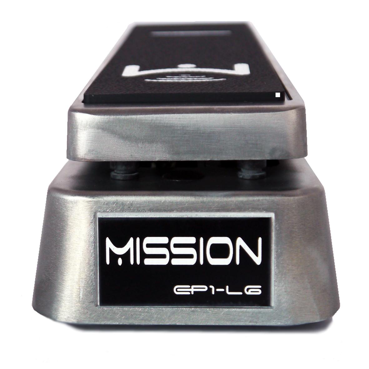 MISSION ENGINEERING EP1-TC PEDALE DI ESPRESSIONE PER TC ELECTRONIC G-SYSTEM PEDALIERA MULTIEFFETTO PER CHITARRA 2