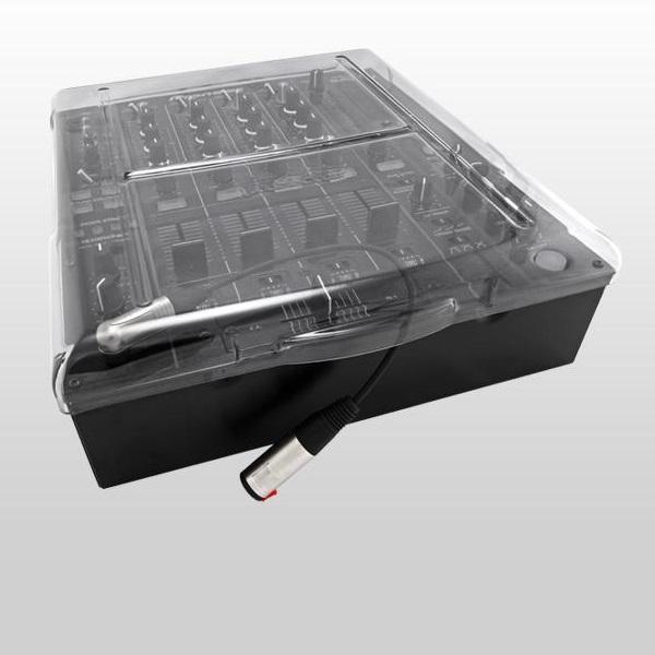 PRODECTOR MIXER-12 COVER IN PLASTICA PER PIONEER DJM850 ALLEN&HEATH XONE62 XONE92 RELOOP RMX40 DECKSAVER PROTECTOR COPERTURA ANTIPOLVERE 3