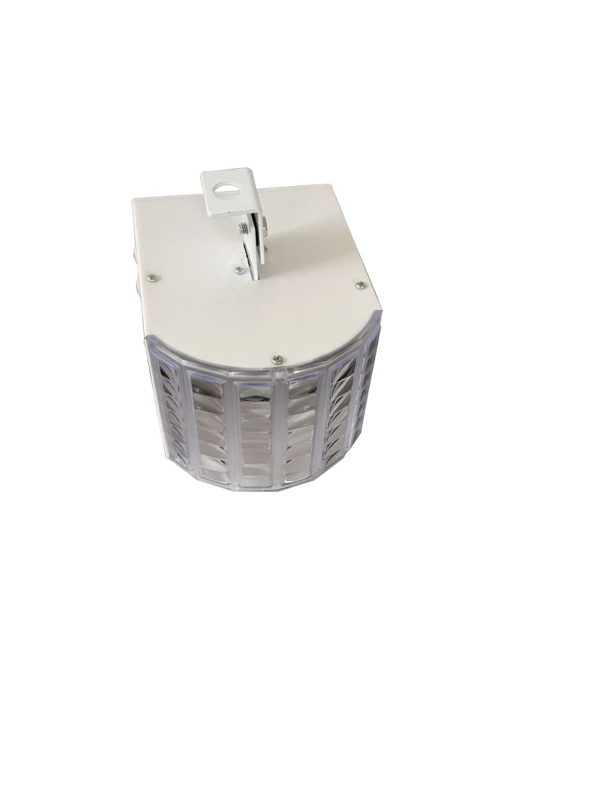 EXTREME HEX FLOWER 63 MINI LUCE A LED PER DISCOTECA 30 WATT + CONTROLLO DMX 6 CANALI_6