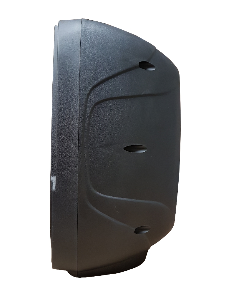 EXTREME PPA108A CASSA ATTIVA 2 VIE 400 WATT CLASSE AB WOOFER 8″ TWEETER TITANIO 1″ + LETTORE USB SD MP3 BLUETOOTH + MIXER 3 INGRESSI + TELECOMANDO 2