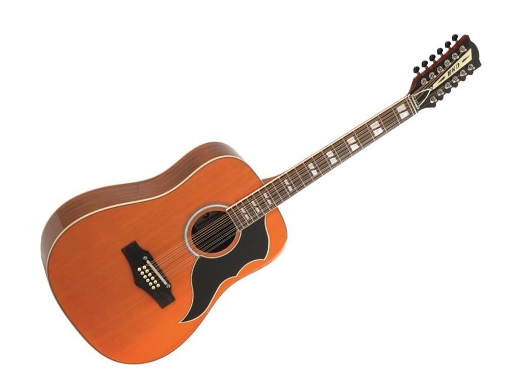 Eko ranger 12 vr eq chitarra acustica elettrificata 12 for Ganci per appendere chitarre