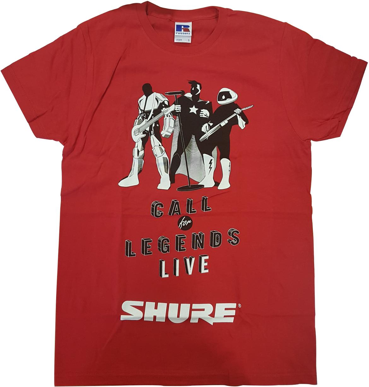 shure-maglietta-rossa-call-for-legends-live-t-shirt-brand-shure-scritta-bianca-su-sfondo-rosso-0