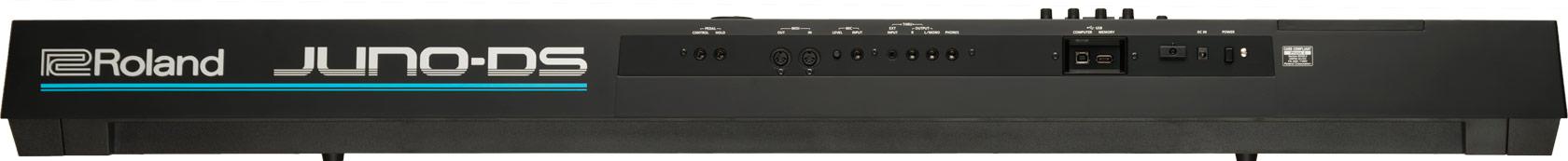 ROLAND JUNO DS-88 TASTIERA DINAMICA 88 TASTI IVORY FEEL-G + SINTETIZZATORE + MIDI + USB + EFFETTI
