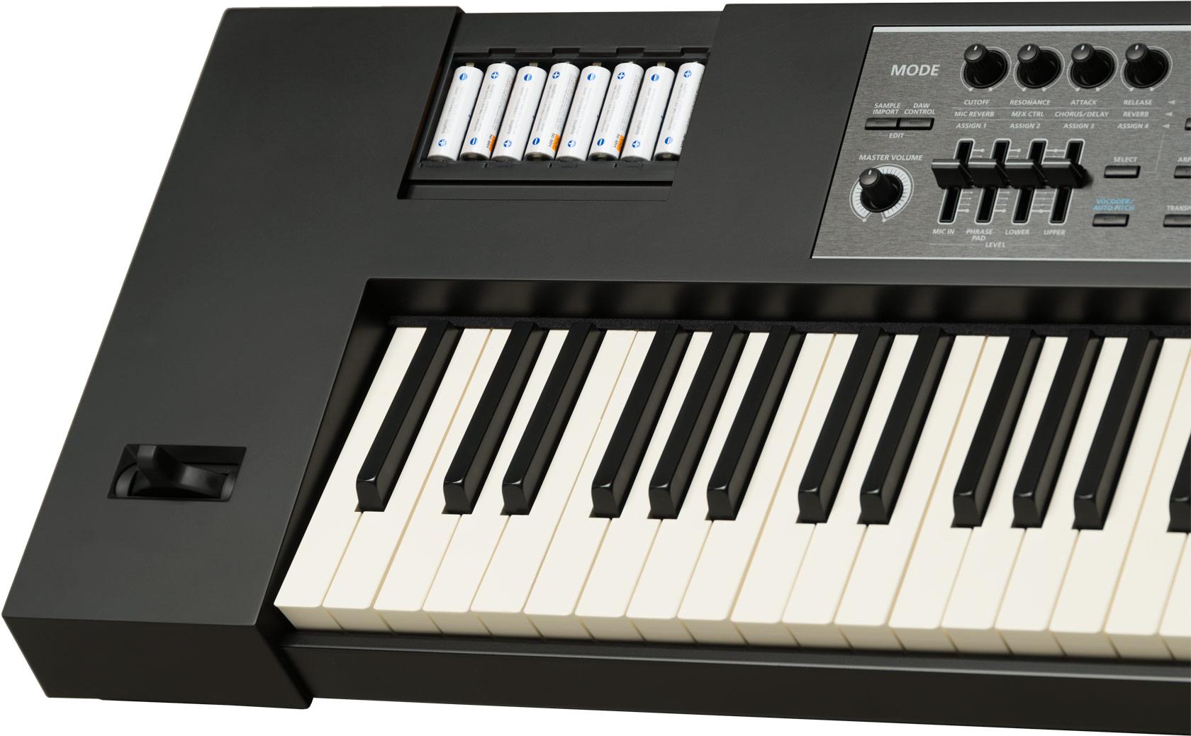 ROLAND JUNO DS-88 TASTIERA DINAMICA 88 TASTI IVORY FEEL-G + SINTETIZZATORE + MIDI + USB + EFFETTI_3