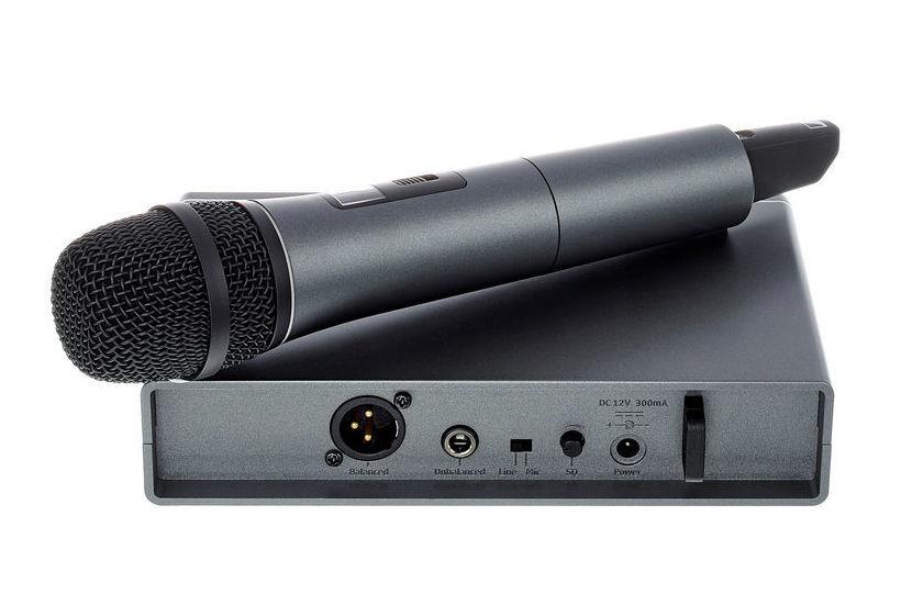 SENNHEISER XSW 1-825A RADIOMICROFONO PALMARE CAPSULA E825 RANGE A 548 – 572 MHz 1