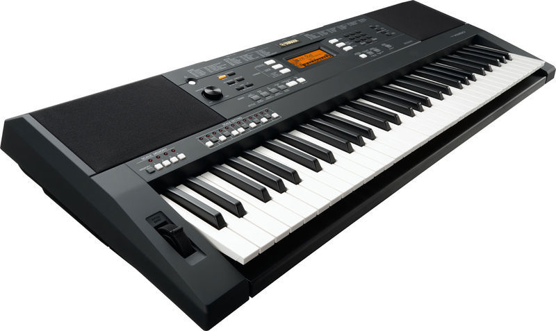 YAMAHA PSR A350 TASTIERA DIGITALE WORKSTATION ARRANGER 61 TASTI SENSIBILI AL TOCCO + DISPLAY LCD_2