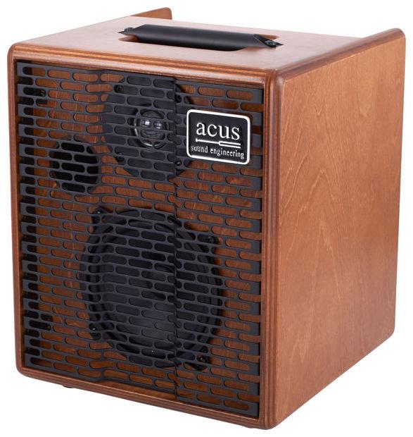 ACUS SOUND ONE FORSTRINGS 5 AMPLIFICATORE PER CHITARRA ACUSTICA BIAMPLIFICATO 5