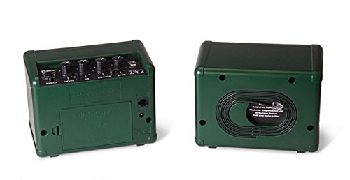 BLACKSTAR FLY3 STEREO PACK GREEN LIMITED EDITION AMPLIFICATORE STEREO PER CHITARRA 3 + 3 WATT DELAY + EQUALIZZATORE ISF 1
