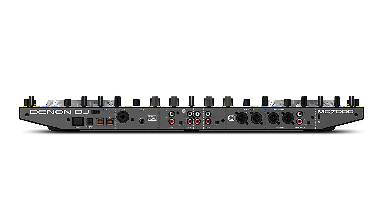 DENON MC7000 CONTROLLER DIGITALE 4 CANALI PER DJ CON DOPPIA INTERFACCIA AUDIO 1