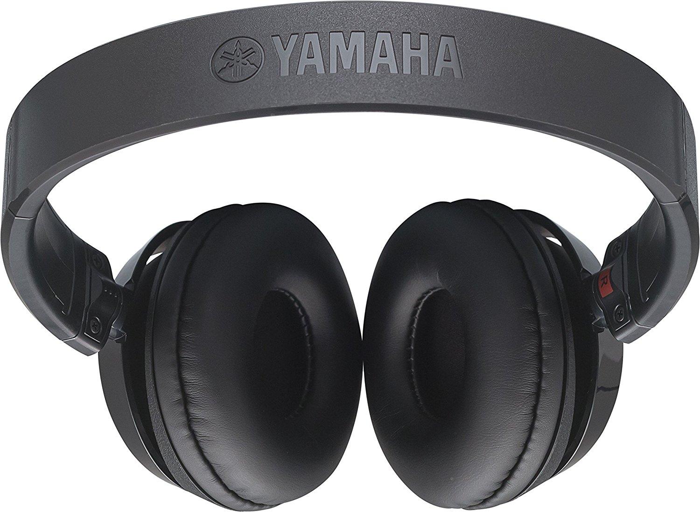 YAMAHA HPH50 BLACK CUFFIA DINAMICA SOVRAURALE CHIUSA COLORE NERO 1
