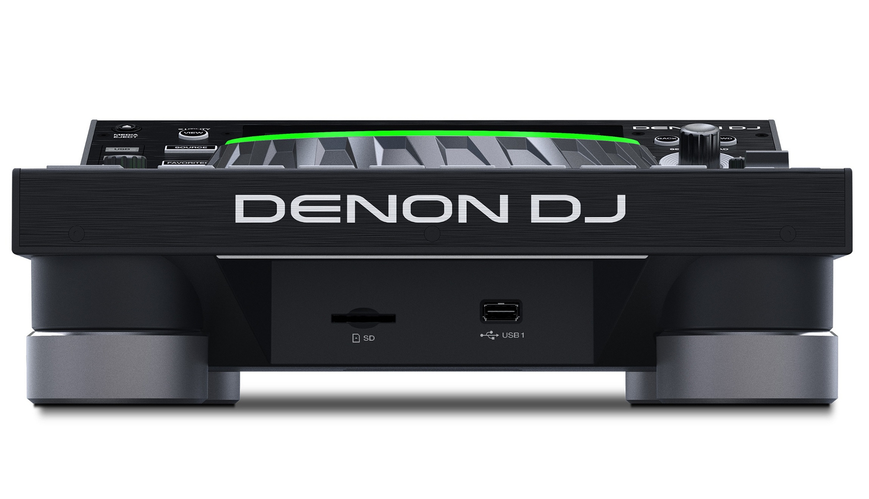 DENON DJ DC5000 PRIME LETTORE MEDIA PLAYER PER DJ USB SD CON DISPLAY HD 7 MULTI-TOUCH 2