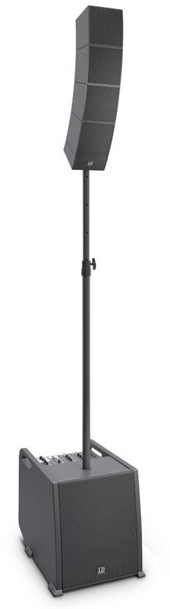LD SYSTEM CURV-500-ES TOURING ARRAY COLONNA 1000 WATT RMS DSP 131DB BLUETOOTH MIXER 0