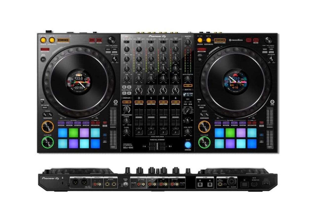 PIONEER DDJ1000 CONSOLE DJ 4 CANALI PER REKORDBOX DJ 0