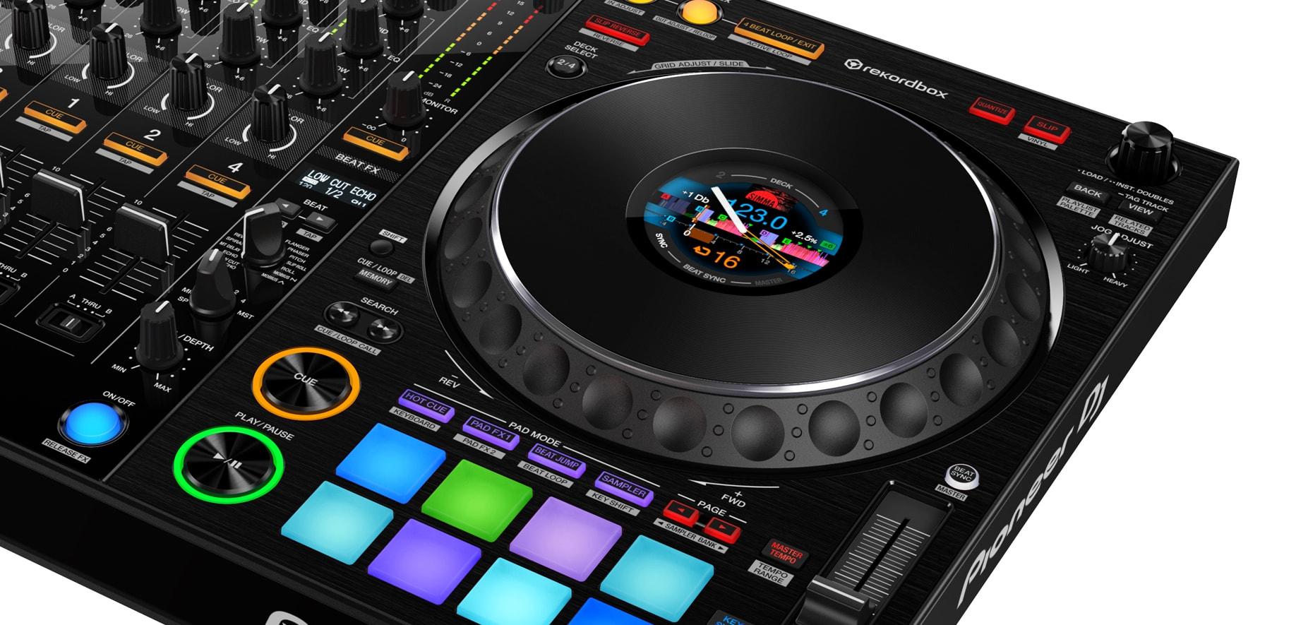 PIONEER DDJ1000 CONSOLE DJ 4 CANALI PER REKORDBOX DJ 2