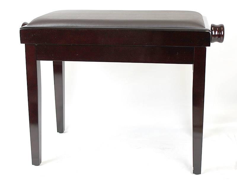 Extreme 102 17 mog piano bench panchetta per pianoforte in legno