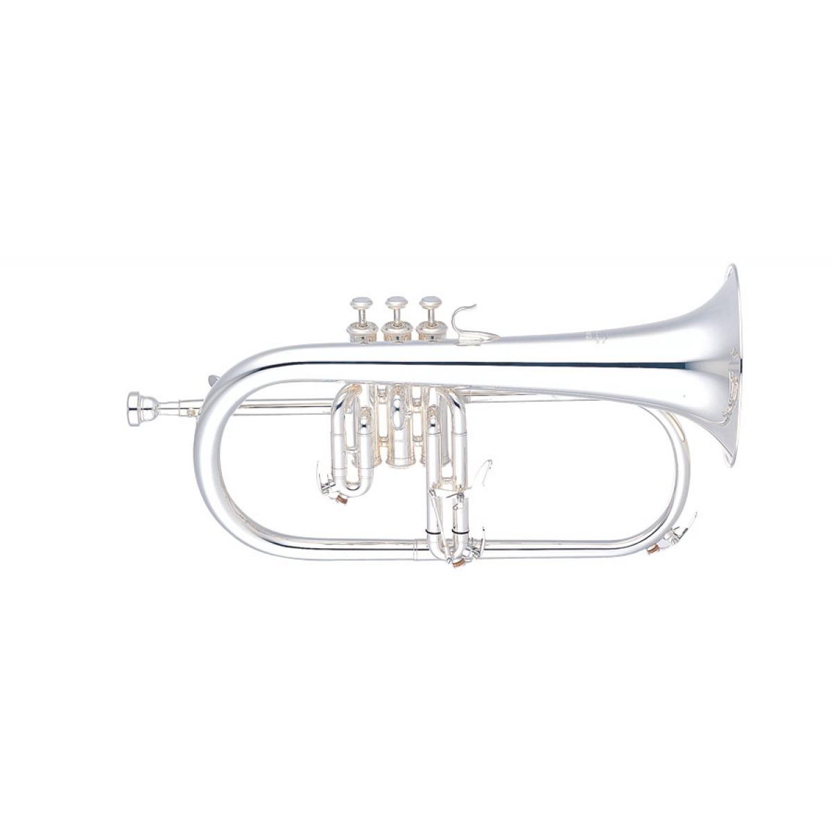 Gs Flicorno Sib Soprano Yamaha Argentato Yfh631 In wxqCBP