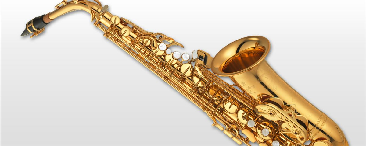 YAMAHA YAS-875 EX GLD GOLD SASSOFONO ALTO LACCATO ORO IN OTTONE + VALIGIA E BOCCHINO 3