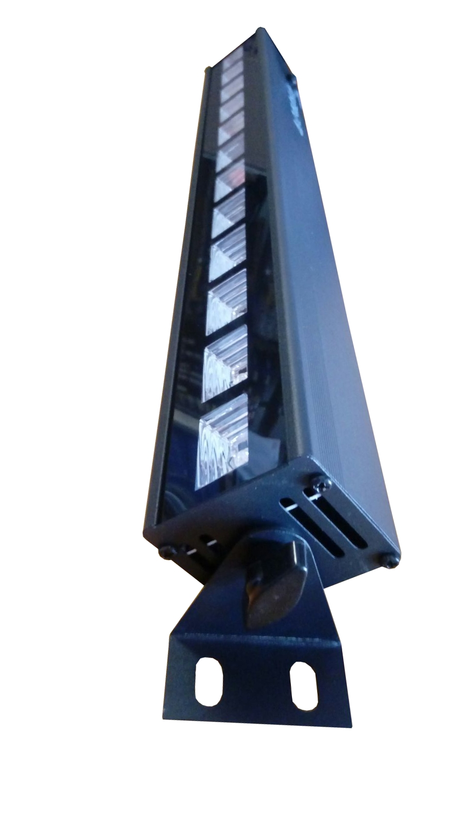 EXTREME UV LED BAR 123 BARRA LED UV 12 X 3 WATT PLUG & PLAY CON INTERRUTTORE ON OFF 1
