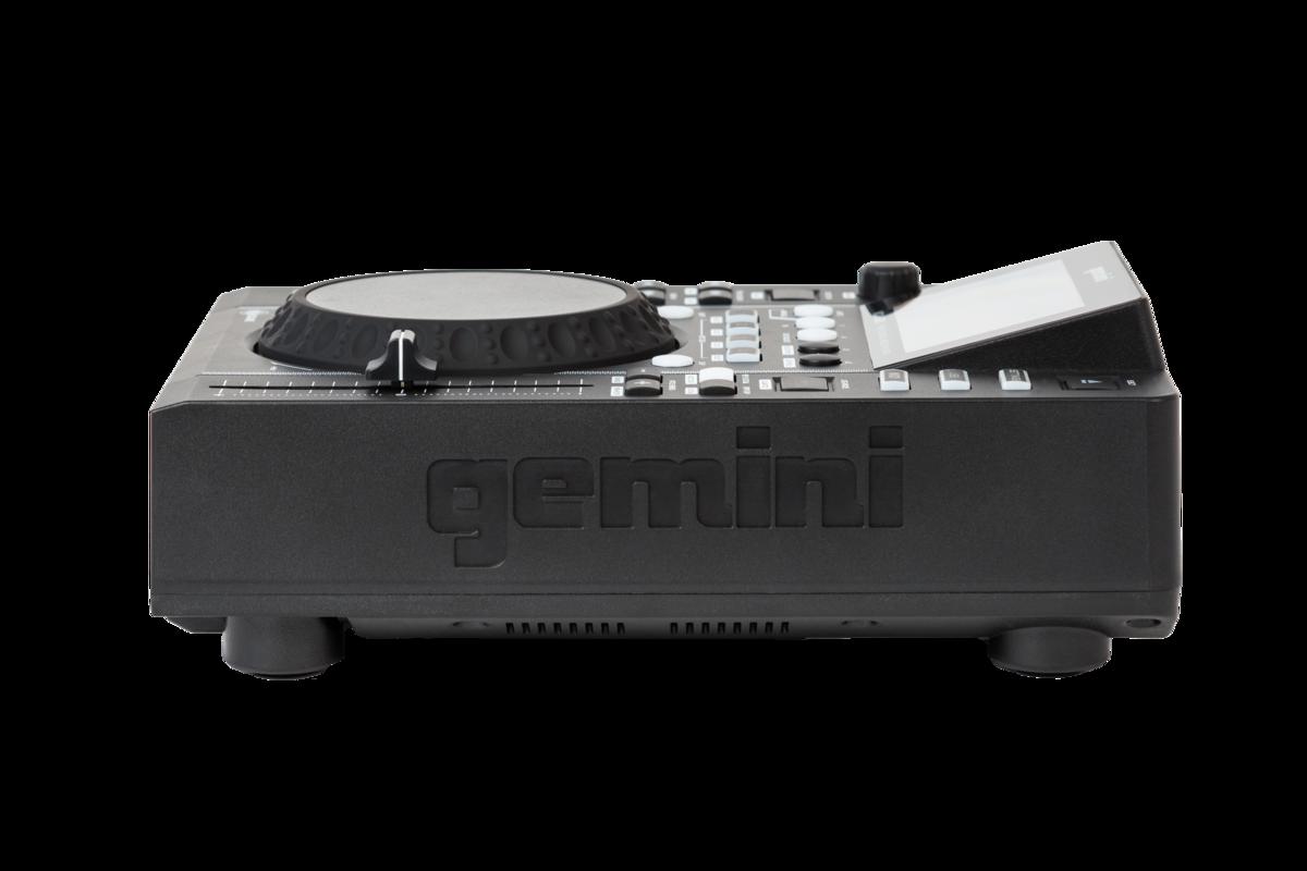 GEMINI MDJ500 MEDIA PLAYER LETTORE MP3 PROFESSIONALE USB PER DJ 2