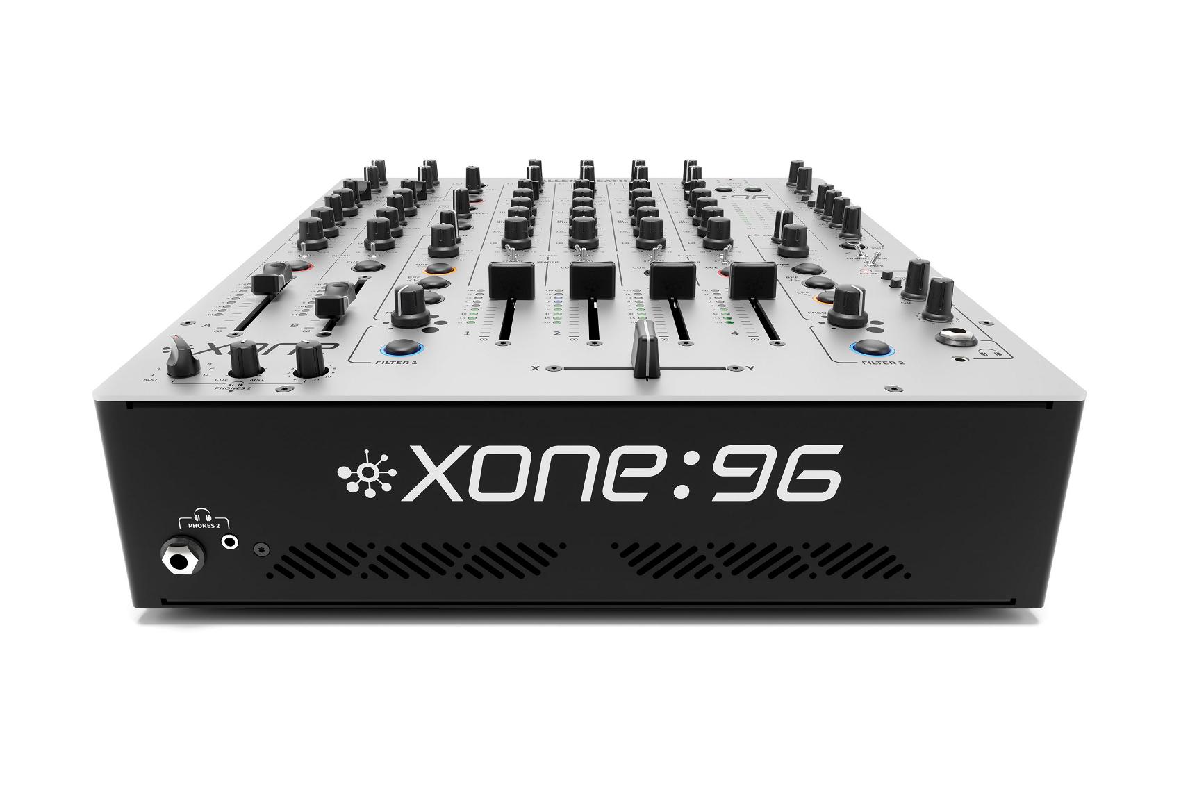 ALLEN & HEATH XONE 96 MIXER ANALOGICO PER DJ 8 CANALI CON DOPPIA INTERFACCIA USB 2