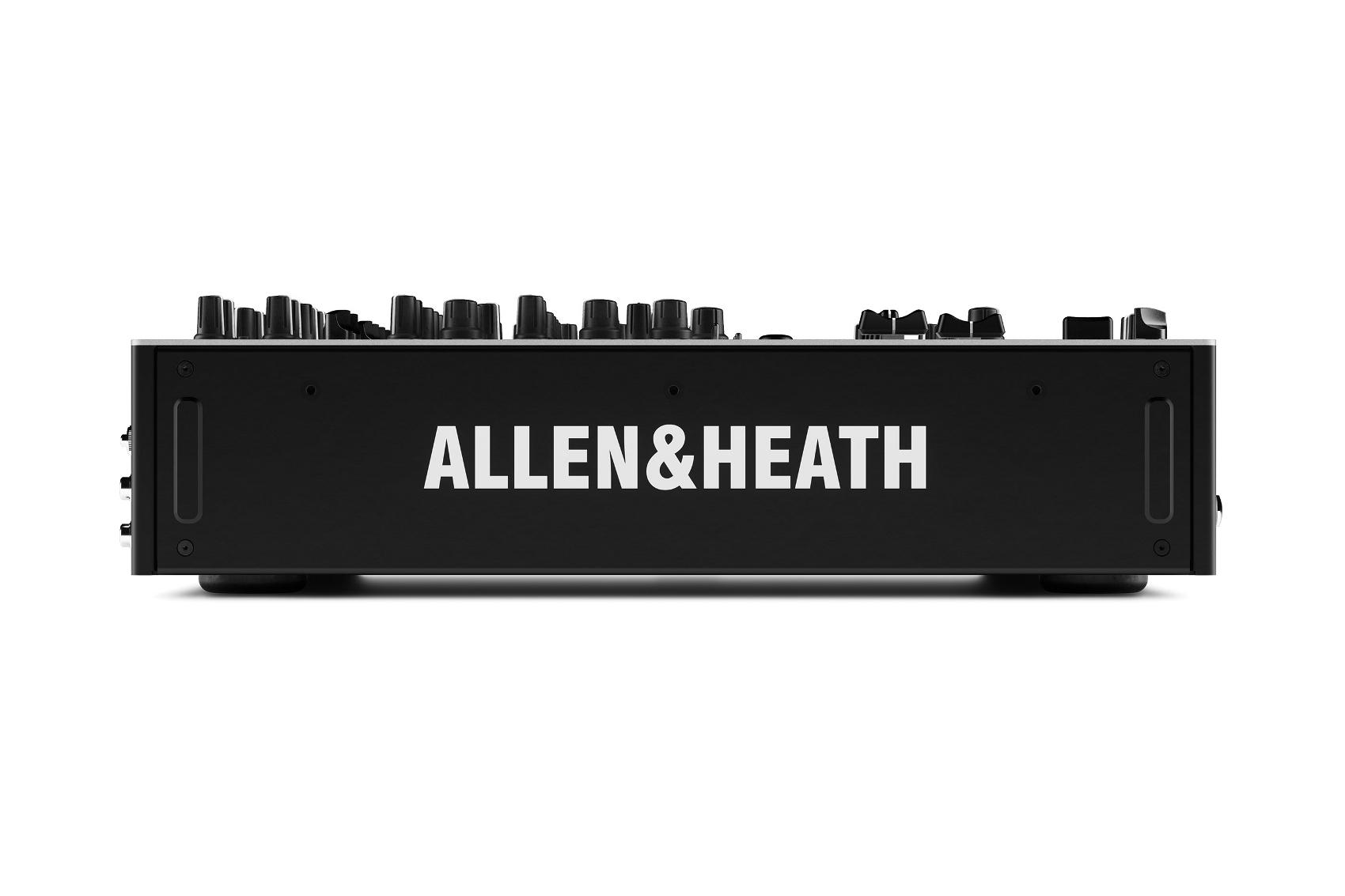 ALLEN & HEATH XONE 96 MIXER ANALOGICO PER DJ 8 CANALI CON DOPPIA INTERFACCIA USB 4