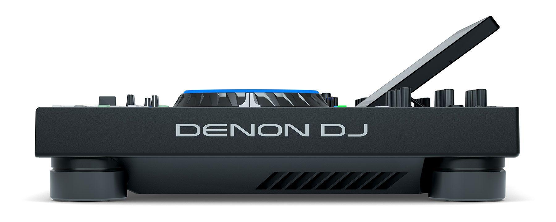 DENON DJ PRIME 4 CONSOLE CONTROLLER STANDALONE PER DJ 4 DECK CON TOUCH SCREEN 10 4x USB + SD CARD 4