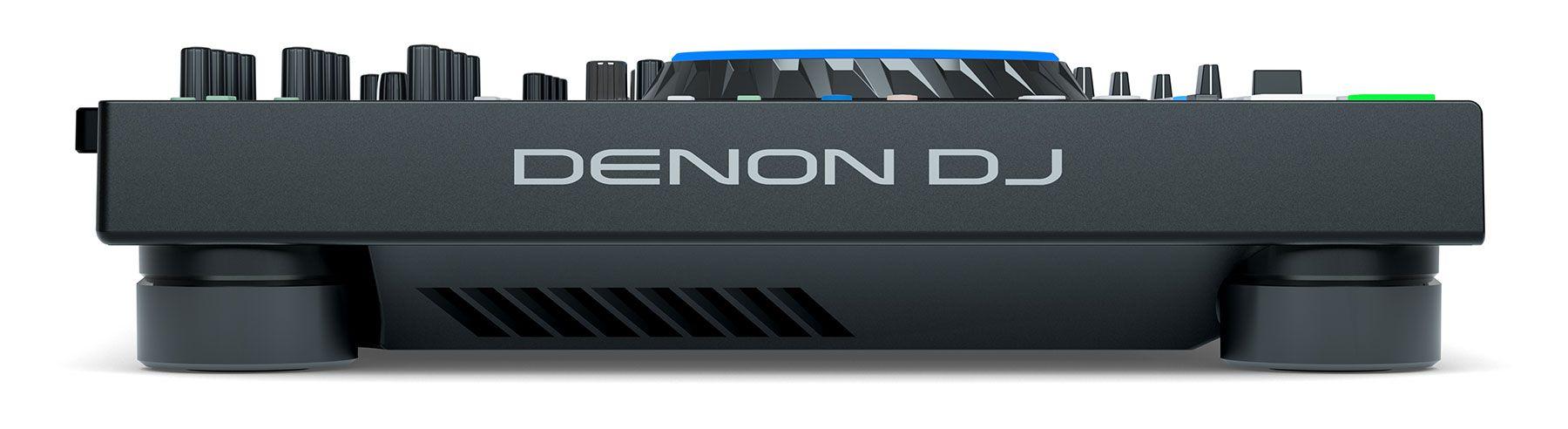 DENON DJ PRIME 4 CONSOLE CONTROLLER STANDALONE PER DJ 4 DECK CON TOUCH SCREEN 10 4x USB + SD CARD 5