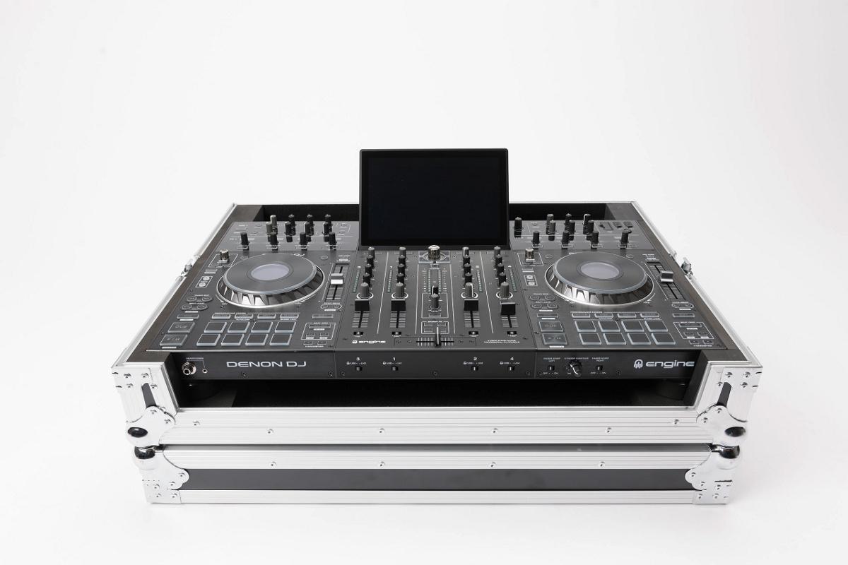 MAGMA DJ CONTROLLER CASE PRIME 4 FLIGHT CASE PER DENON PRIME 4 2