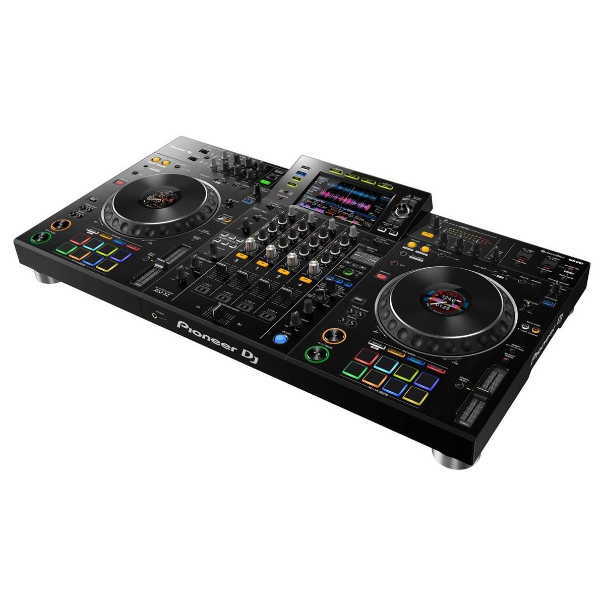 PIONEER XDJ-XZ CONSOLLE PER DJ 4 CANALI INTERFACCIA USB CONTROLLER DJ LINK 2