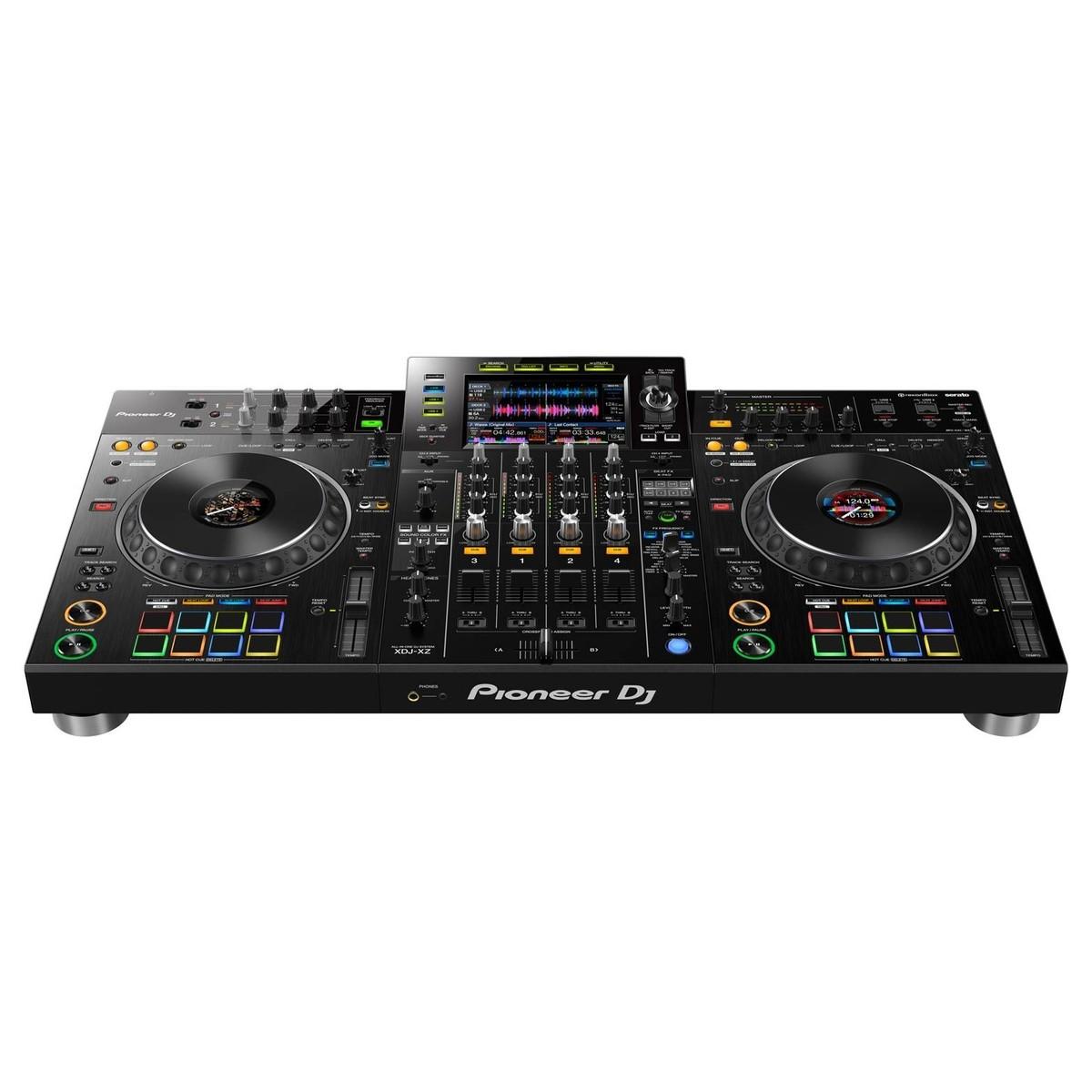 PIONEER XDJ-XZ CONSOLLE PER DJ 4 CANALI INTERFACCIA USB CONTROLLER DJ LINK 3