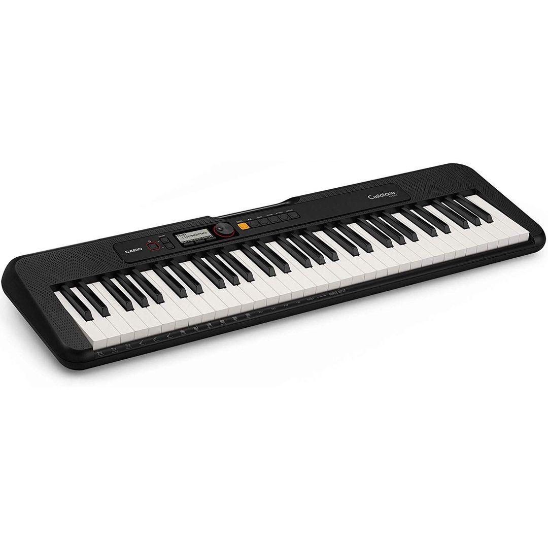 CASIO CTS200 BK TASTIERA PORTATILE 61 TASTI MIDI USB 1