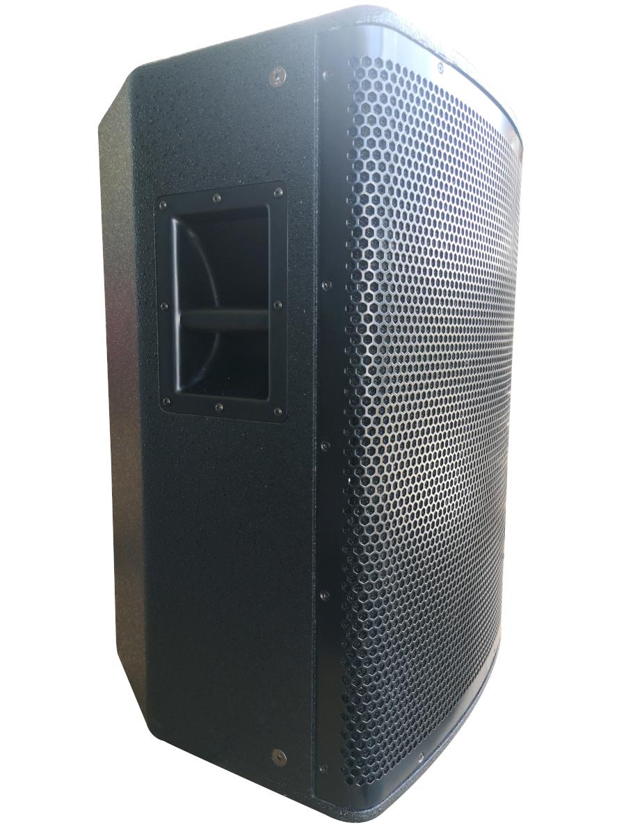 EXTREME TX215A CASSA ATTIVA 2 VIE 500 WATT CLASSE D WOOFER 15 + LETTORE USB SD MP3 BLUETOOTH + CHASSIS IN MULTISTRATO 2
