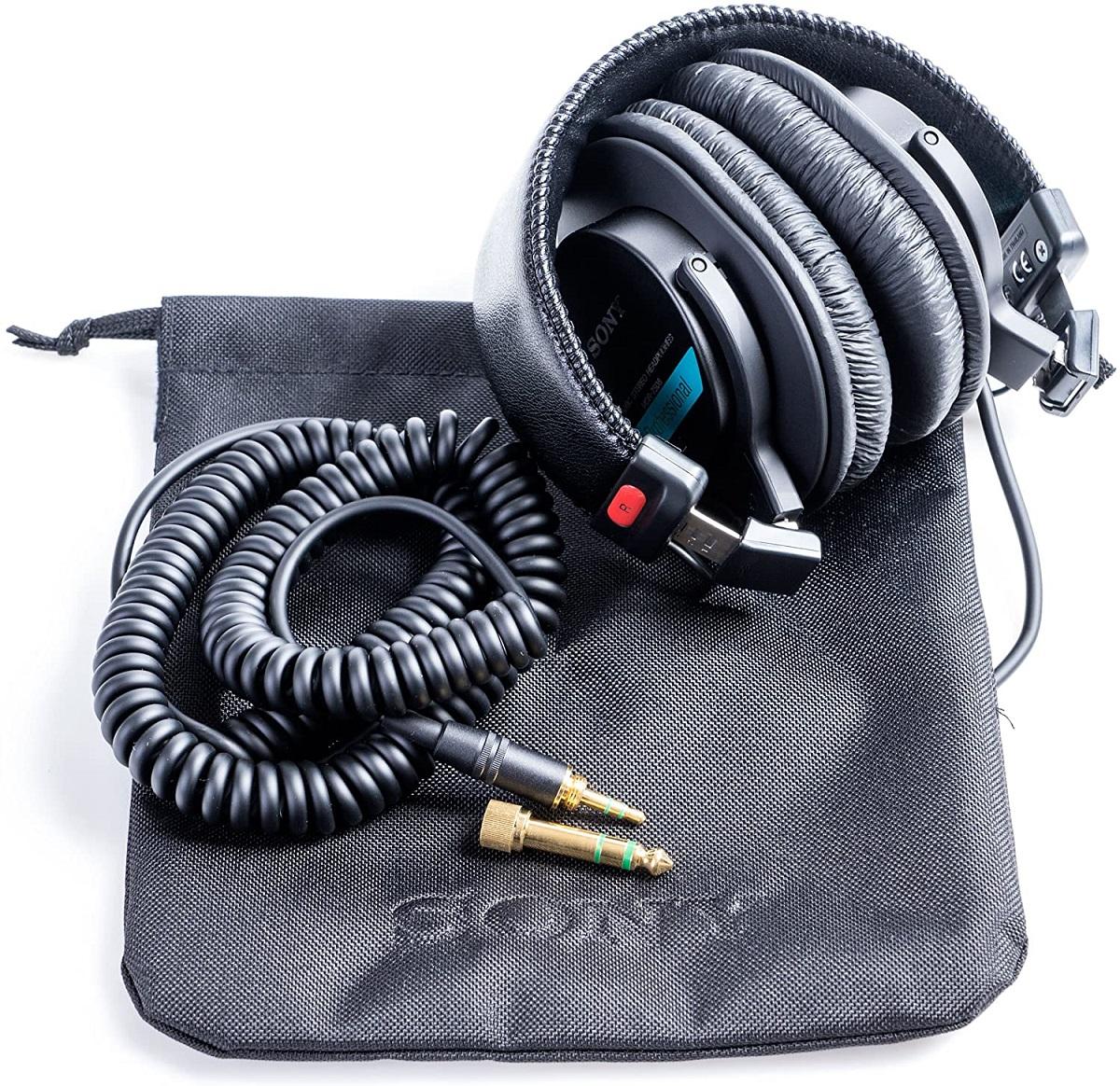 SONY MDR-7506 CUFFIA DA STUDIO E DJ CHIUSA CIRCUMAURALE 2