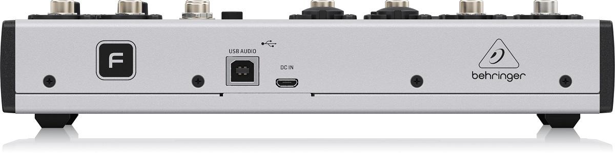 BEHRINGER FLOW 8 MIXER DIGITALE 8 INGRESSI AUDIO BLUETOOTH CONTROLLO APP 2 PROCESSORI EFFETTI USB 6