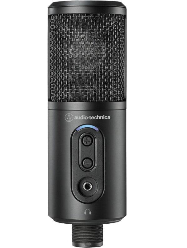 AUDIO-TECHNICA CREATOR PACK MICROFONO STUDIO ATR2500X-USB CUFFIA ATH-M20X BUNDLE 3