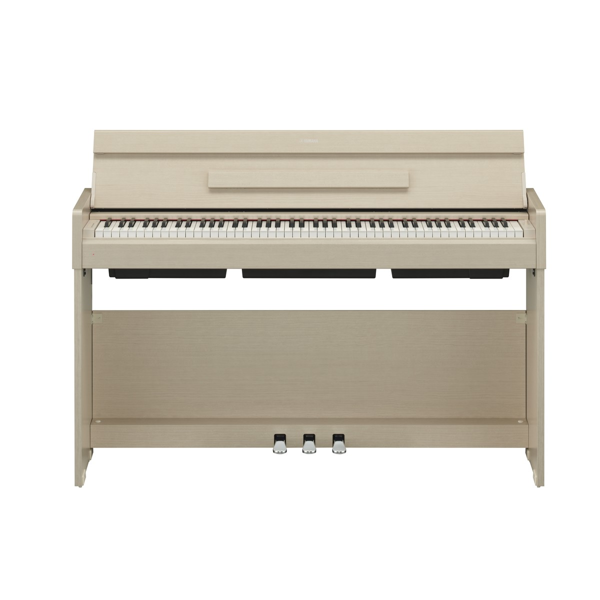 YAMAHA ARIUS YDP-S34 WA PIANOFORTE DIGITALE 88 TASTI PESATI COLORE BIANCO CENERE 1