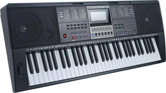 YONGMEI YM928 TASTIERA DINAMICA 61 TASTI 300 SUONI E RITMI MIDI USB 30 DEMO INSEGNAMENTO 5