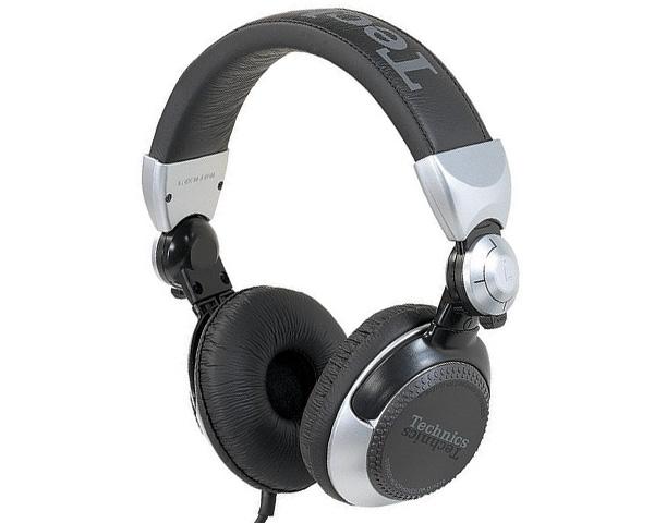 TECHNICS RPDJ1210 CUFFIA DINAMICA CHIUSA PER DJ ARGENTO - SuonoStore.com f4b3f3346cb8