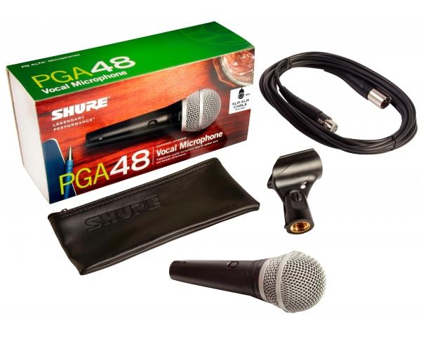 shure-pga48xlre-microfono-voce-1